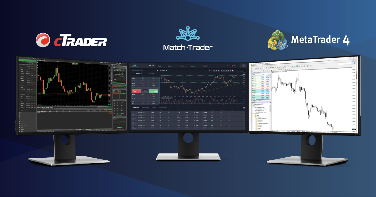 Match-Trader vs MetaTrader 4/5 & cTrader – the comparison of the best trading platforms