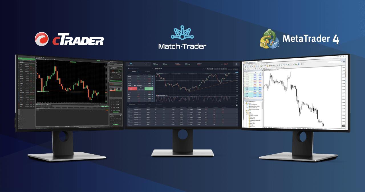 Match-Trader vs MetaTrader 4/5 & cTrader — the comparison