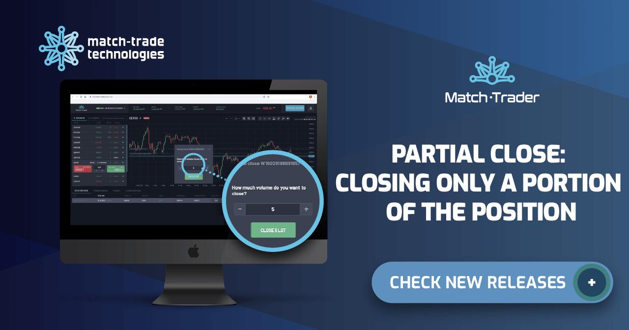 Match-Trader platform – October releases