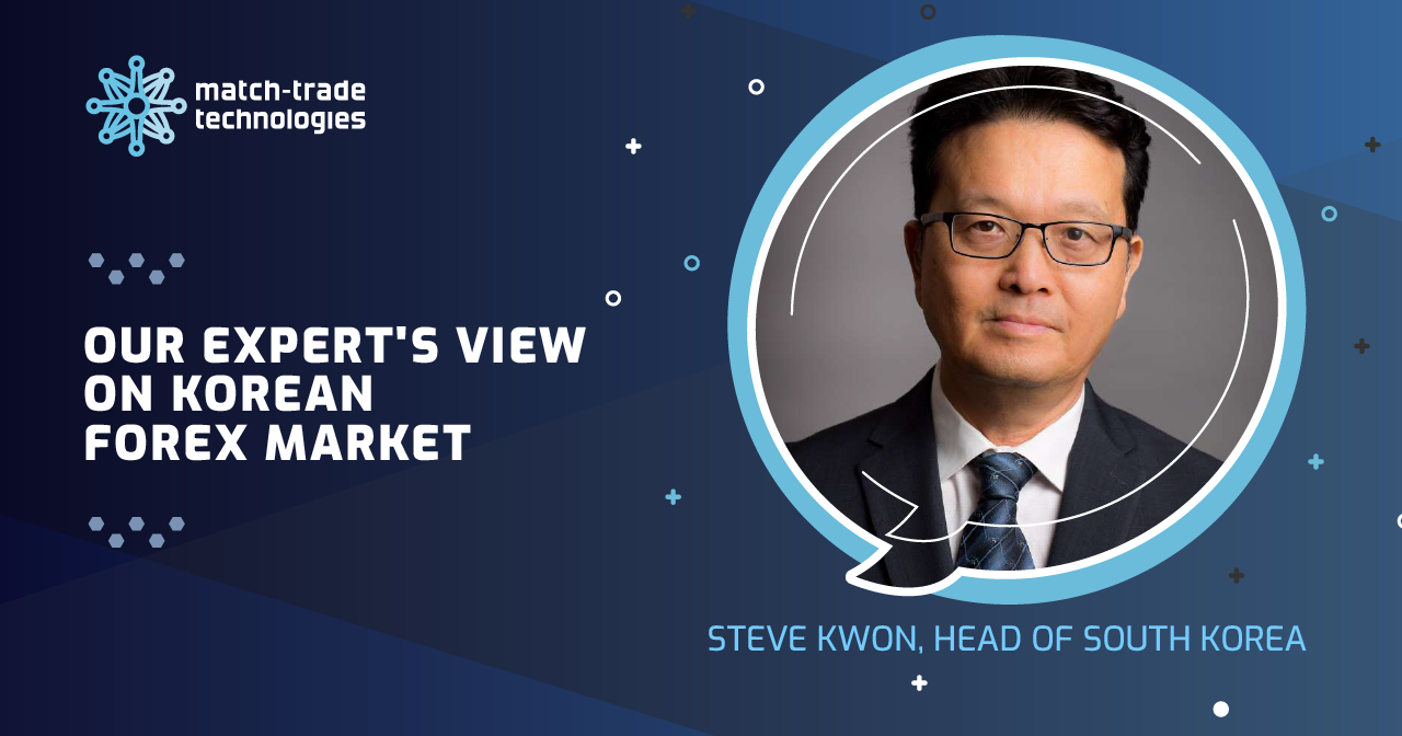 Our expert's view on Korean forex market